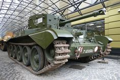IV ' British medium tank at the military technical Museum of Vadim Zadorozhny . Cromwell Tank, British Tanks, Armored Fighting Vehicle, Weapons Guns, Churchill, Military Vehicles, World War, Russia, Museum