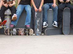 skateboards ;)