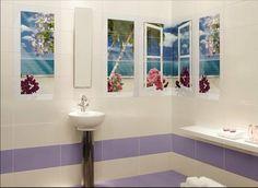 Koupelny Corner Bathtub, Showroom, Sink, Bathroom, Retro, Home Decor, Sink Tops, Washroom, Homemade Home Decor