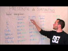 """Presente de Subjuntivo (verbos irrregulares"" Spanishfspain"