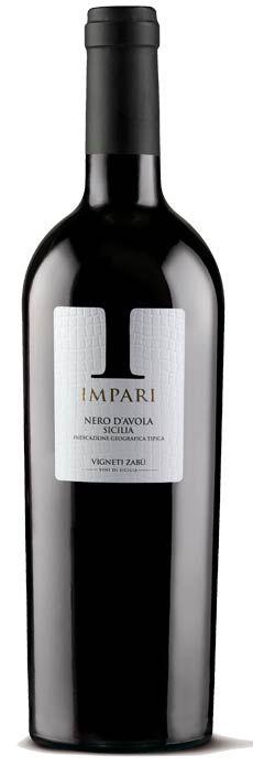 Impari Sicilia IGT 2007 #taninotanino #vinosmaximum