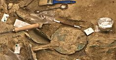 Ancient Warrior's Tomb, Untouched For 3,500 Years, Found In Greece. | Dusty Old Thing