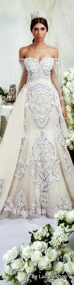 DAR SARA WEDDING LOOKBOOK 2014