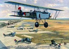 Fokker vliegtuigen 1910-1940