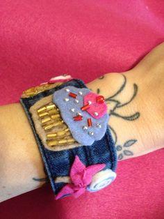 Cake braccialetto