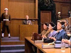 los juicios de nuremberg-- pelicula año 2000 (2 de 2) - YouTube Present Day, World History, Change The World, Science And Technology, American History, Youtube, Villa, Events, Videos