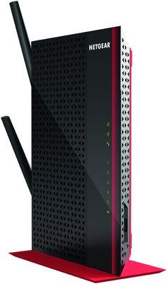 NETGEAR AC1200 High Power 700mW Dual Band Wi-Fi Range Extender - Desktop with 5 Ports (EX6200)