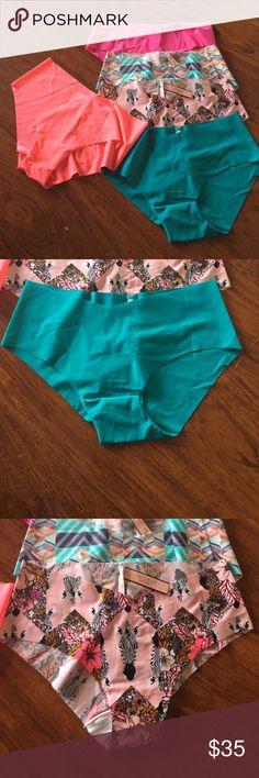 Five Victoria secret panties Five Victoria secret panties Victoria's Secret Intimates & Sleepwear Panties