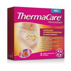 Zur Linderung von Schmerzen und Verspannungen im Unterleib während der Menstruation hat sich Wärme seit Generationen bewährt. Im Gegensatz zu Klassikern wie der Wärmflasche spenden die einzigartigen neuen Wärmeauflagen von ThermaCare eine therapeutisch empfohlene Tiefenwärme von 40 °C – und das acht Stunden lang.