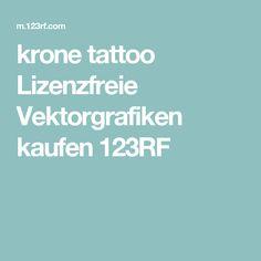 krone tattoo Lizenzfreie Vektorgrafiken kaufen 123RF