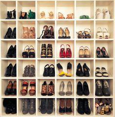 celebrity closets | adore decor: Closet Acessível - Affordable closet