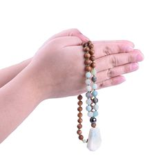 Looking for authentic, one of a kind, handmade malas? Want to support a great cause and give back to the world? Beaded Necklace, Beaded Bracelets, Meditation, Traditional, Beads, Pendant, Handmade, Stuff To Buy, Collection