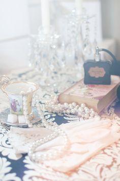 #tiffany themed bridal shower
