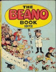 The Beano Book Gallery