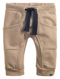 Baby and Kids clothing - Trousers - Noppies - Trousers - Mang - Beige/Skin - 8715141963641