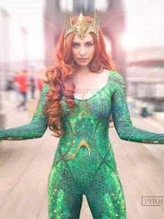 Mera Aquaman Wine red lace front wigs for white women, mermaid cosplay wigs, pastel full lace wigs for black women 24 in cm) long – Shenoizquierdo - Perm Hair Styles Aquaman Kostüm, Aquaman Film, Aquaman Cosplay, Dc Cosplay, Cosplay Wigs, Anime Cosplay, Halloween Cosplay, Halloween Outfits, Halloween Party