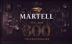 La cave de cognacs Martell mondialement connuefête son tricentenaire cette année et pour l'occasion s'offre Diane KRUGER comme ambassadrice. Pour marquer ce 300 ème anniversaire Martell propose 5 éditions spéciales de cognacs prestigieux.      De nombreux événements à travers le mode son organisés afin de marquer d'une pierre couleur ambre le …