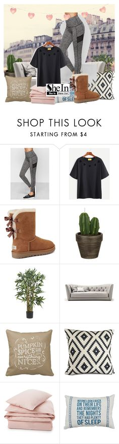 """""""Untitled #72"""" by elle-woods ❤ liked on Polyvore featuring UGG, John Lewis and Lexington"""