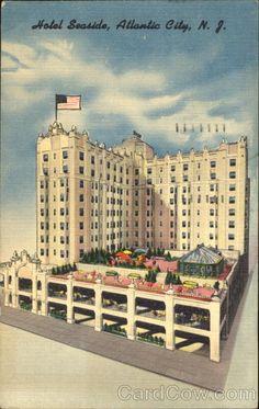 Hotel Seaside Atlantic City New Jersey