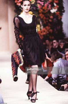 Haute couture été 1993. Getty Images YSL