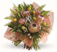 T3 Mirambeena. A colourful array of beautiful Australian natives make a perfect long lasting gift.