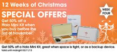 Halo Electronic Cigarette Blog e-cigarette special offers - The 12 weeks to #Christmas promotion - Grab yourself some amazing #ecigs bargains...