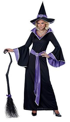 83c538f9a24 Incantasia The Glamour Witch Craft Adult Women Costume Best Halloween  Costumes   Dresses USA Halloween Quotes