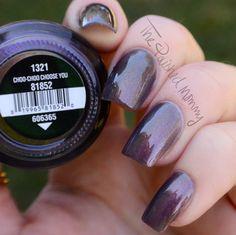China Glaze Choo-Choo Choose You - #nailswatch #nails #nailpolish #choo-choo #thepolishedmommy - bellashoot.com