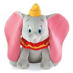 Disney Dumbo Stuffed Animal Plush Toy *** Continue to the product at the image link.