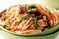 44 nej receptů s cuketami Ethnic Recipes, Food, Red Peppers, Essen, Meals, Yemek, Eten