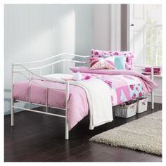 Buy Paige Day Bed, White from our Day Beds range - Tesco.com