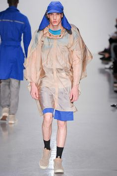 Christopher Raeburn Spring 2014 Menswear Collection