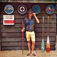 "Kiel James Patrick tweeted on July 22, 2014: ""I can canoe. Canoe canoe?""  He is at the Camp Medicine Bow Waterfront at #Yawgoog."