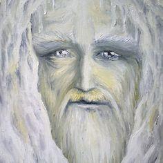 The portrait of Zamolxis