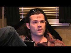 Supernatural Season 9 Mockumentary at 14:10 I was laughing so hard everyone looked at me funny