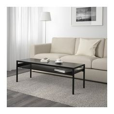 NYBODA Coffee table w reversible table top IKEA You can choose the table top color you want since the top is reversible.