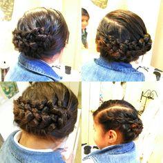 Paisley braid