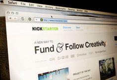 Kickstarter reúne projetos criativos para smartphone