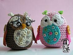 Owl by Vendula Maderska