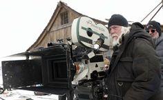 How Tarantino's 'The Hateful Eight' Brought Back 65mm Panavision History | Bob Richardson - The Hateful Eight Featurette - Ultra Panavision
