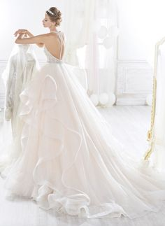 Courtesy of Nicole Spose Wedding Dresses Nicole Collection