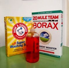tales from a cottage: Bright White Laundry Soap. Three ingredients to whiter clothes. So easy