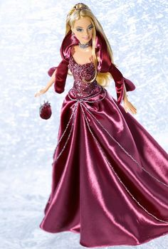 2004 Holiday™ Barbie® Doll | Barbie Collector