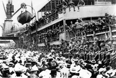The New Zealand Expeditionary Force sets forth | WW100 New Zealand