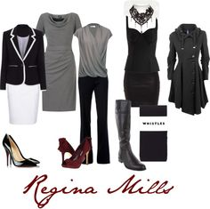 """Regina Mills"" by aubreyann97 on Polyvore"