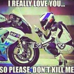 Next Page of Motorcycle & Biker Quotes Ducati, Gp Moto, Motorcycle Humor, Bike Humor, Women Motorcycle, Jeep Camping, Car Memes, Dirtbikes, Street Bikes