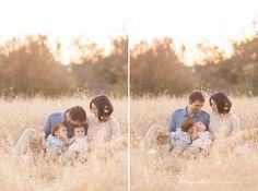 Fall Family Session | Bethany Mattioli Photography - San Jose Family Photographer