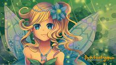 -- Fairy Commission -- by Kurama-chan.deviantart.com on @DeviantArt