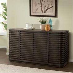 Precision Buffet I Riverside Furniture