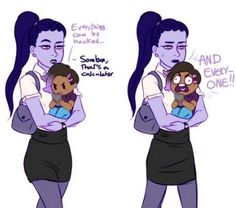 overwatch I love sombra my sister play with her usally